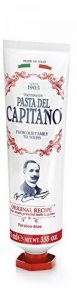 Pasta del Capitano 1905 DentifriceRecette Originale 75 ml de la marque Pasta del Capitano 1905 image 0 produit