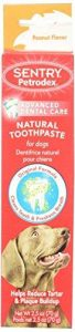 Petrodex Naturel Dentifrice Chien–Peanut–70,9Gram de la marque Petrodex image 0 produit