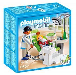 Playmobil - 6662 - Cabinet de Dentiste de la marque Playmobil image 0 produit