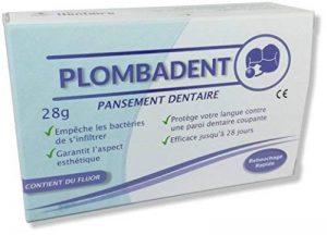 PLOMBADENT Pansement Dentaire pour Plombage perdu de la marque Tout Dentaire image 0 produit