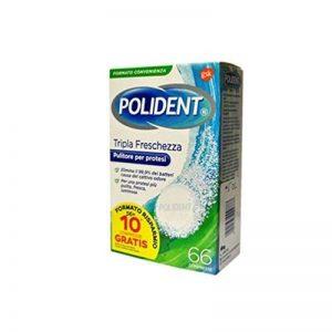 Polident 3 Minute Cleaner Pour Prothétique 66 Comprimés de la marque GLAXOSMITHKLINE C.HEALTH.SpA image 0 produit