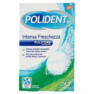POLIDENT Compresse tripla fresc.* 36 pz. - Dentifrice de la marque Polident image 0 produit