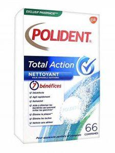 Polident Total Action Nettoyant 66 comprimés de la marque Polident image 0 produit