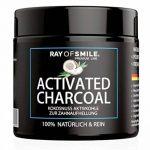Ray of Smile-CHARBON ACTIF 60g Natural pour Blanchiment des Dents Sans Produits Chimiques & Additifs Synthétiques de la marque RAY OF SMILE image 1 produit