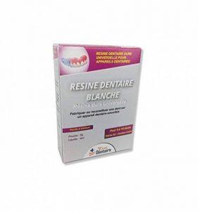 RESINE DENTAIRE BLANCHE de la marque TOUT DENTAIRE image 0 produit