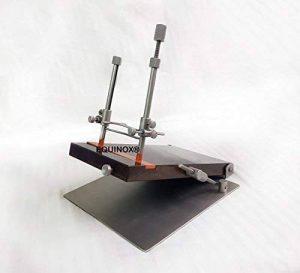 rongeur lapin dentaire d'opération table EQUINOX réglable inclinaison et pivot nouveau design petit animal dentaire Opération table de la marque EQUINOX image 0 produit