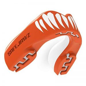 Safejawz Fangz - Protège Dents - Blanc/Rose de la marque Safejawz image 0 produit