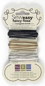 Sew Easy We R Memory Keepers Fancy Fil Panaché neutres de la marque Sew Easy image 0 produit