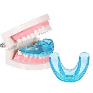 SHOP STORY - Gouttière d'Alignement Dentaire en Silicone - Correcteur de Contention Orthodontique Bleu de la marque SHOP STORY image 0 produit