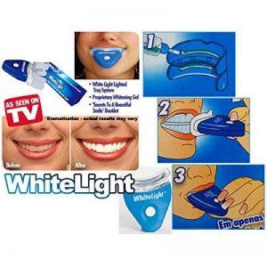 SHOP STORY - Kit de Blanchiment Dentaire WHITELIGHT WHITE LIGHT PRO de la marque SHOP STORY image 0 produit