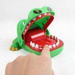 Sipobuy Crocodile Jouet Classique Bouche Dentiste Bite Doigt Famille Jeu Enfants Enfants Action Jeu de Compétence Jouet de la marque Sipobuy image 2 produit