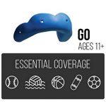 SISU Bouche gardes S16-go-rb-1Go conçu sur mesure minimaliste Sports Protège-dents pour jeunes/adultes, Bleu Royal de la marque SISU image 1 produit