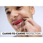 SISU Bouche gardes S16-go-sw-1Go conçu sur mesure minimaliste Sports Protège-dents pour jeunes/adultes, Blanc neige de la marque SISU image 3 produit