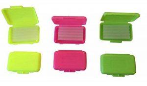 Smart Teeth - Cire orthodontique - Protection dentaire - Parfums variés (6 boites) de la marque Smart Teeth image 0 produit