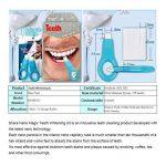 Symeas Natural système de blanchiment des dents Kit d'outils Pro Nano Kit de blanchiment des dents Kit de nettoyage des dents Blanchiment des dents Éponge Nettoyage Taches de la marque Symeas image 4 produit