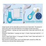 Symeas Natural système de blanchiment des dents Kit d'outils Pro Nano Kit de blanchiment des dents Kit de nettoyage des dents Blanchiment des dents Éponge Nettoyage Taches de la marque Symeas image 2 produit