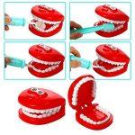 ThinkMax 15 Pcs Doctor Play Set, kit de dentiste en plastique, kit de jeu de rôle de jouets médicaux pour les enfants et les enfants de la marque ThinkMax image 3 produit