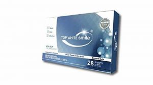 TOP WHITE SMILE PREMIUM CHOICE Blanchiment des dents blanchissant Strips de la marque Top White Smile image 0 produit