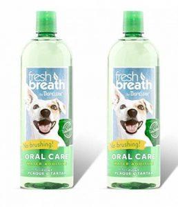 Tropiclean haleine fraîche plaque Remover pour animal domestique Eau Additif 958,2gram de la marque Tropiclean Fresh Breath image 0 produit