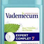 Vademecum - Bain de Bouche - Expert Complet 7 - Flacon 500 ml - Lot de 2 de la marque Vademecum image 1 produit